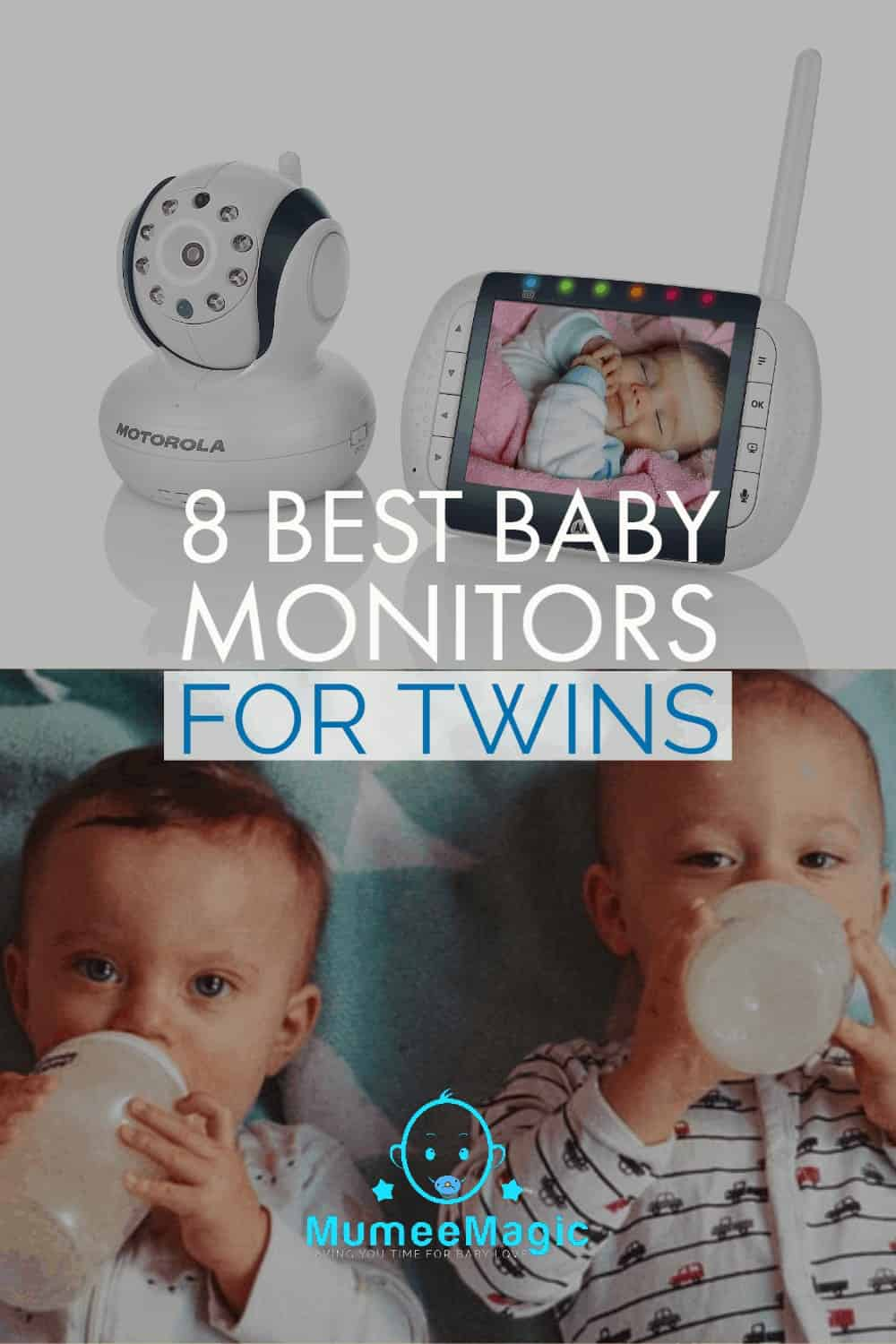 Baby Monitor For Twins