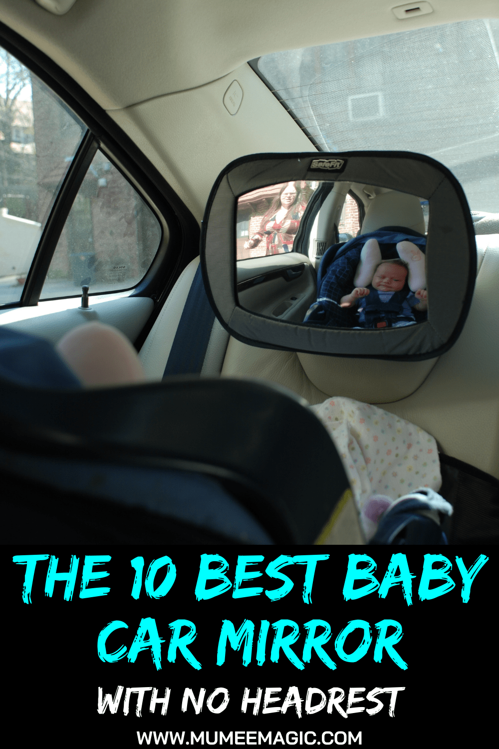 Rearview Baby Car Mirror