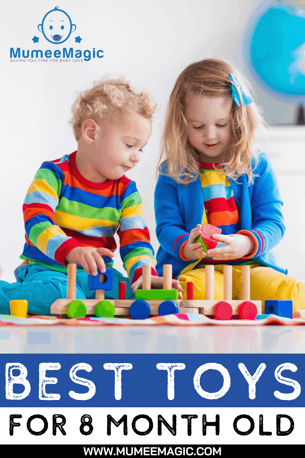 Toys for 8 months old